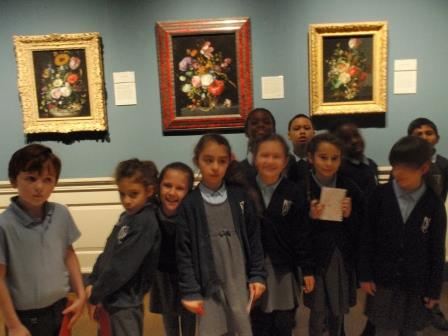 National Gallery Trip