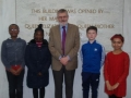 With the Mayor