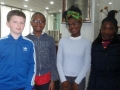 With the Deputy Young Mayor Tekisha Henry